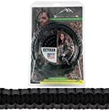 My Sling-A-LING Bow Sling/Wrist Sling Combo Pack Orange Camo (Black/Charcoal)