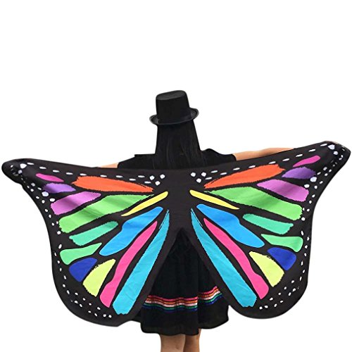 Perman Butterfly Wings Fairy Cosplay Halloween Christmas Ideas Costumes For Women