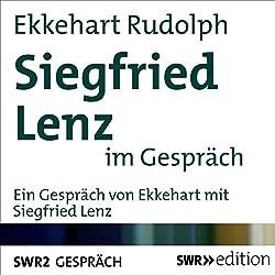 Siegfried Lenz im Gespräch