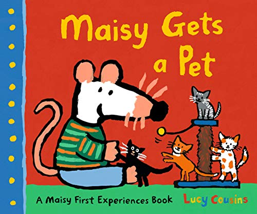 Book Cover: Maisy Gets a Pet