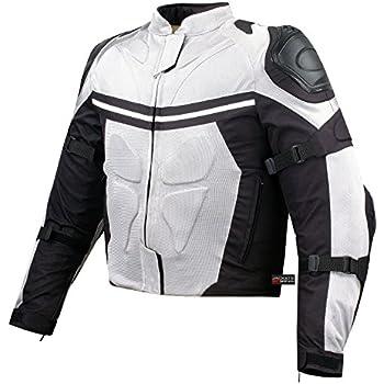Amazon.com: PRO MESH MOTORCYCLE JACKET RAIN WATERPROOF