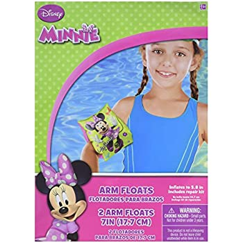 Disney Minnie Mouse Arm Floats | Party Favor