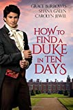 img - for How To Find a Duke in Ten Days book / textbook / text book
