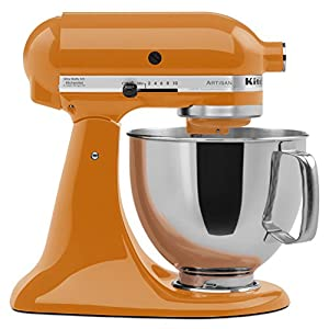 KitchenAid KSM150PS 5 Qt. Artisan Series Stand Mixer 51HdQYeIOTL