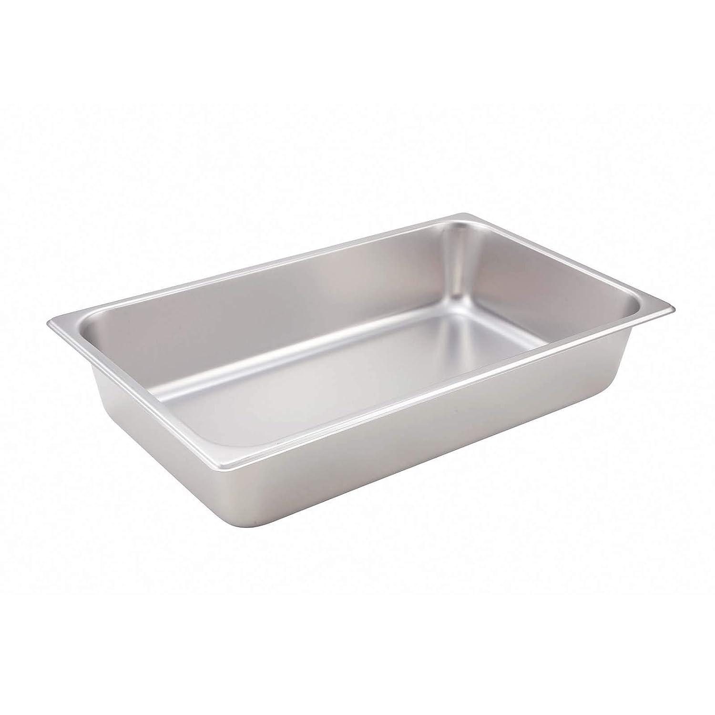 Winco SPF4 4-Inch Pan, Full