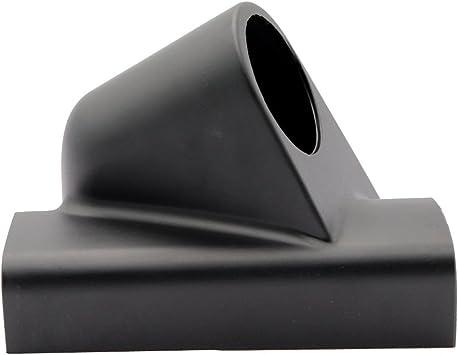 Homyl 52mm Calibrio Supporto Strumento Laterale Montaggio Manometro Auto PJ-3601
