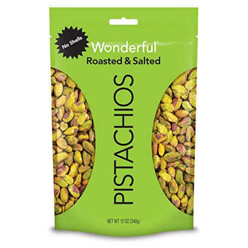 Wonderful Pistachios No Shell Roasted Resealable product image