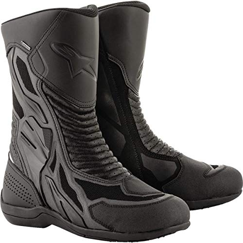 Alpinestars Air Plus v2 Gore-Tex XCR Boots Black Euro Size 46 / US Size 11.5