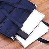 Document Bag, Veesoo Document File Bag 2PCS