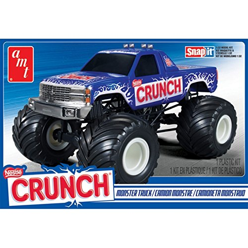 AMT AMT911/12 1/32 Nestle Crunch Chevy Monster Truck SNAP