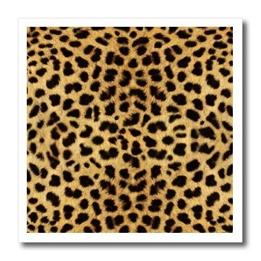 Janna Salak Designs Cheetah Animal Print Iron on Heat Transfer for White Material 10 by