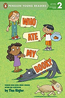 Book Cover: Who Ate My Book?