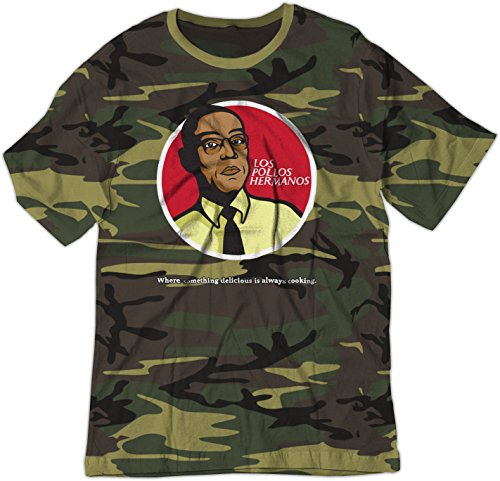 bsw-youth-los-pollos-hermanos-kfc-chicken-breaking-bad-shirt-xs-camo