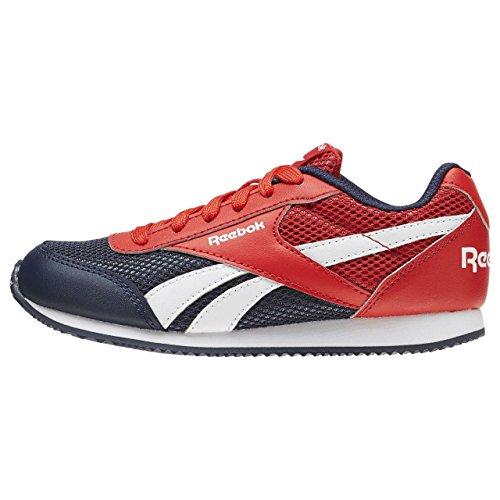 Reebok Bd4003, Zapatillas de Trail Running para Niños Azul (Azul (Collegiate Navy /     Primal Red)