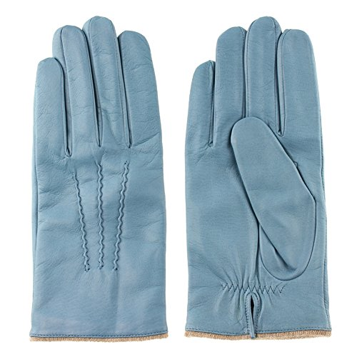 慣れるスタンド登録するレザー手袋 風合いの良いイタリアのアリストンレザー 日本製 ユニセックス