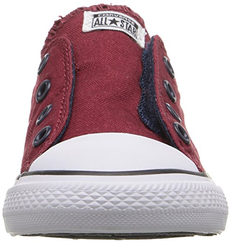 Season Chuck Converse Ox Red White Sneaker All Star Block Unisex Taylor Obsidian CIUq7