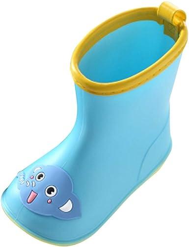 Chaussure FantaisieZ Chaussures De Pluie Enfants De Dessin
