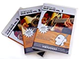Virtuosso B6 Curso De Bajo Sexto En DVD B6
