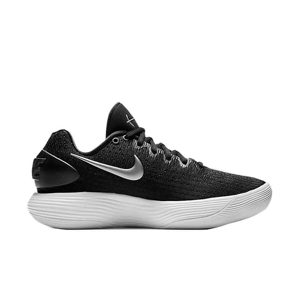 finest selection 5381f d622a Galleon - NIKE Women s Hyperdunk 2017 Low Team Basketball Shoes  Black Metallic Silver-white 897812001 Size 6.5 M US