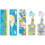 Dr Seuss Oh the Places You'll Go! Bookmark Assortment Set, 50 Pieces (67803)