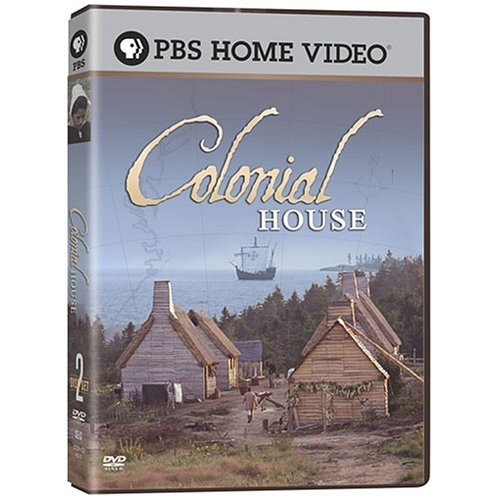 DVD : Colonial House (2PC)