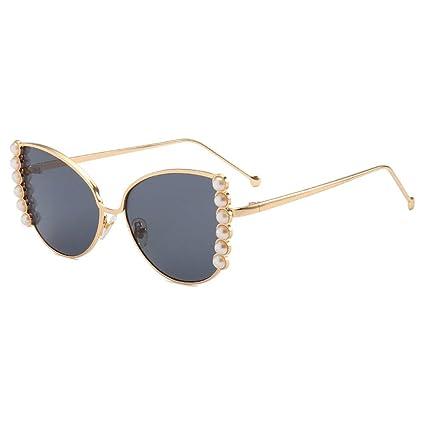 Z&HA Gafas De Sol con Ojo De Gato para Mujer, Gafas ...
