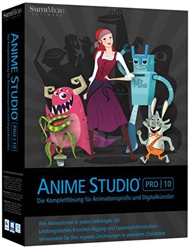 Smith Micro Anime Studio Pro 10