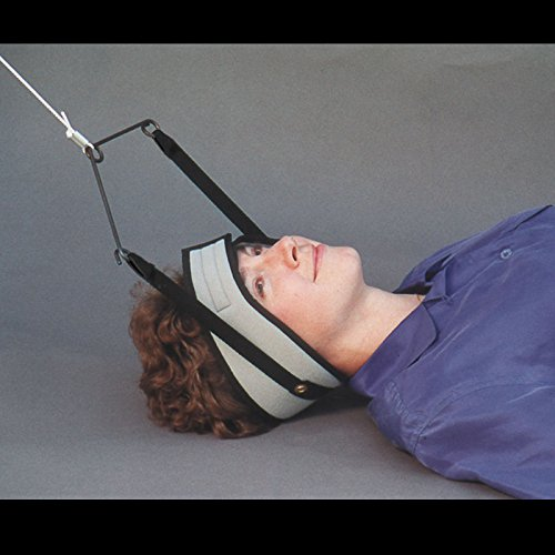 Supine C-Trax Over-door Cervical Traction (TMJ (Overdoor Cervical Traction Device)