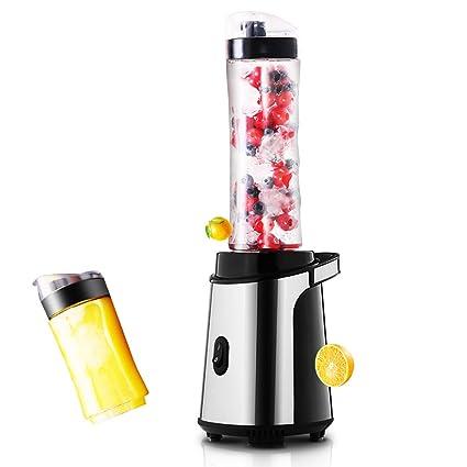 Batidoras de vaso Exprimidor Casero Automático De Frutas Y Verduras Multifunción Jugo De Frutas Multifuncional Pequeño