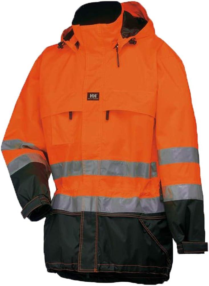 Helly-Hansen Workwear Mens Potsdam High Visibility Jacket