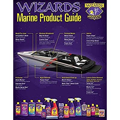 Wizards Kits (Detailing Kit (7 pc)): Automotive