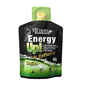 Victory Endurance Energy Up Gel Cafeína | Geles Energéticos