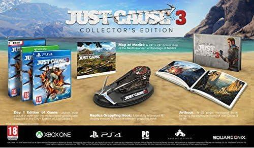Just Cause 3 Collectors Edition (PS4) [Importación Inglesa ...