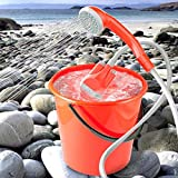 Pyle PCSHPT12 Portable Camping Shower-Battery