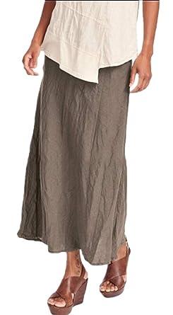 Falda Bohemia de Seguridad para Mujer, Estilo Vintage, Suelta, de ...