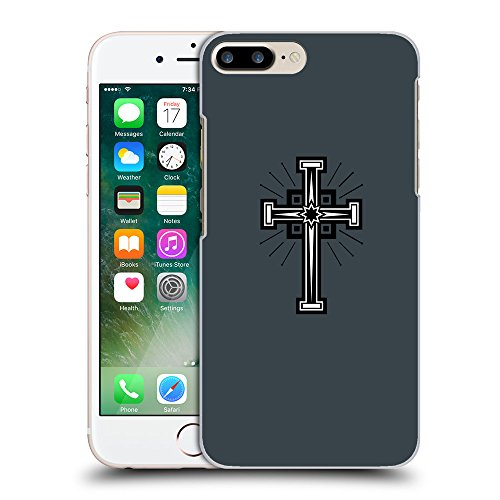 GoGoMobile Coque de Protection TPU Silicone Case pour // Q07990606 Christian Cross 24 Arsenic // Apple iPhone 7 PLUS
