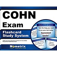 COHN Exam Flashcard Study System: COHN Test Practice Questions & Review for the Certified Occupational Health...