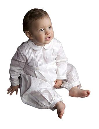 6a10f5f7de02 Amazon.com  Faithclover Baby Boys Christening Outfit Long Suits One ...