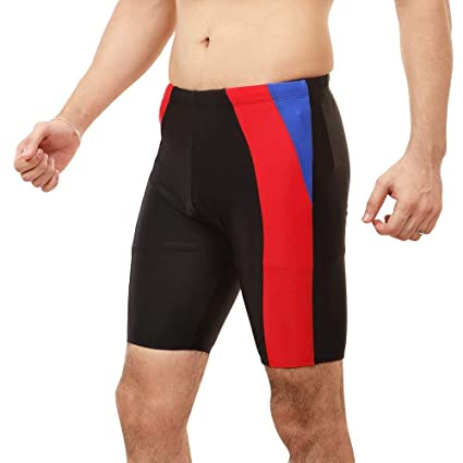 b674d638fbca7 Buy Branded Freestyle Men Poly Spandex Swimming Jammer/