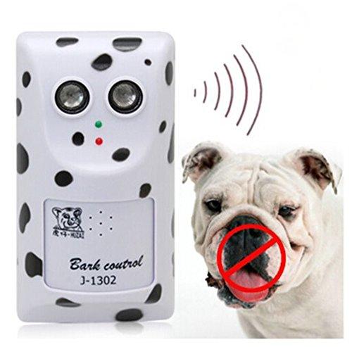 [Anumochi Anti Barking Stop Bark Ultrasonic Pet Dog Repeller Training Device Trainer] (Gopher Costumes)