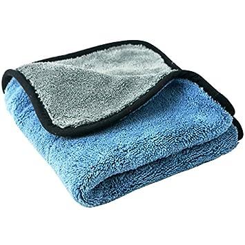 Microfibra toalla Auto para ropa de abrillantador secar sin arañazos de limpieza de Scar – 45