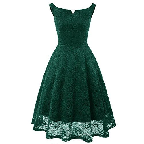 Vestidos Partido De Vestido Verde CordóN Corto Alineado Fiesta Vendimia Floral Mujer Casual Princesa OscilacióN Verano 2018 Princesa wzXzY1xqr
