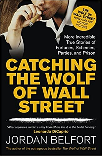 jordan belfort libro italiano  Catching the wolf of Wall Street: : Jordan Belfort: Libri ...