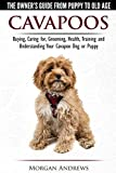 Cavapoos - The Owner's Guide From Puppy To Old Age