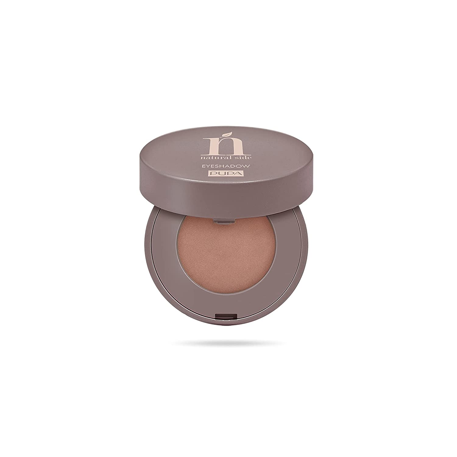 Natural Side Compact Eyeshadow – 006 Golden Rose by Pupa Milano for Women – 0.07 oz Eye Shadow