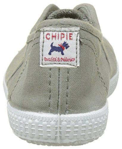 Infant Josepe UK 003 3 CHIPIE 3 Unisex Algue Cayenne Kids' Trainers Grey 8Rpw7qA