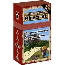 Coffret - Minecraft - La boîte à astuces: Version 1.9 et plus