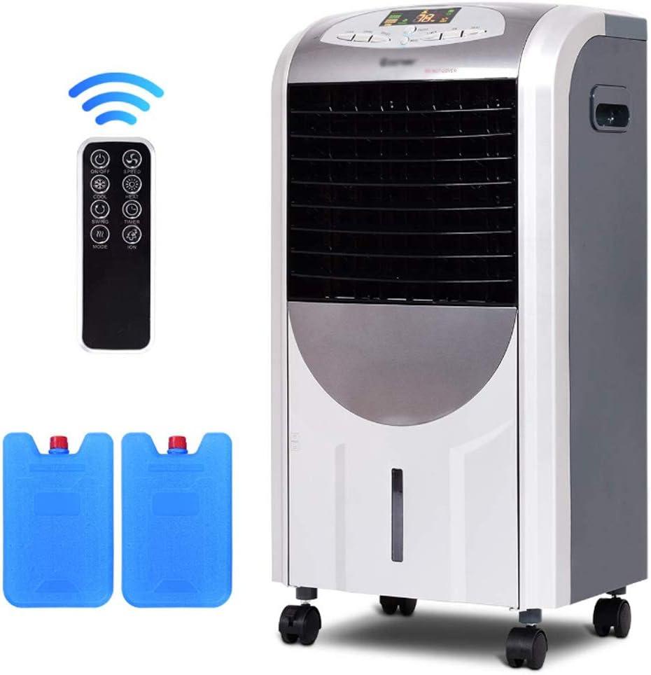 Enfriador de aire compacto 5 en 1 Humidificador Purificador con ...