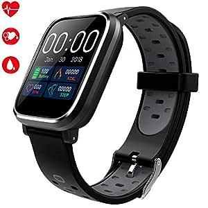 Ventdest Smartwatch con GPS, Impermeable Reloj Inteligente Apoyo ...