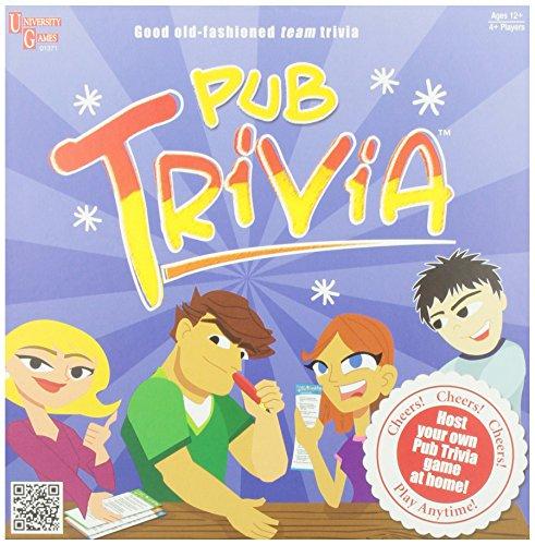 Board Game Trivia (Pub Trivia Game)